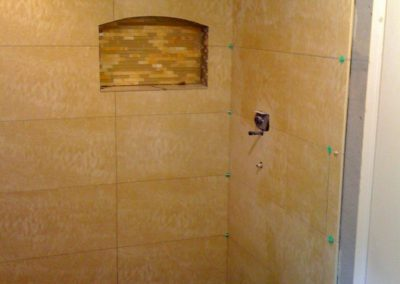Recessed Shelving Bathroom Brentwood