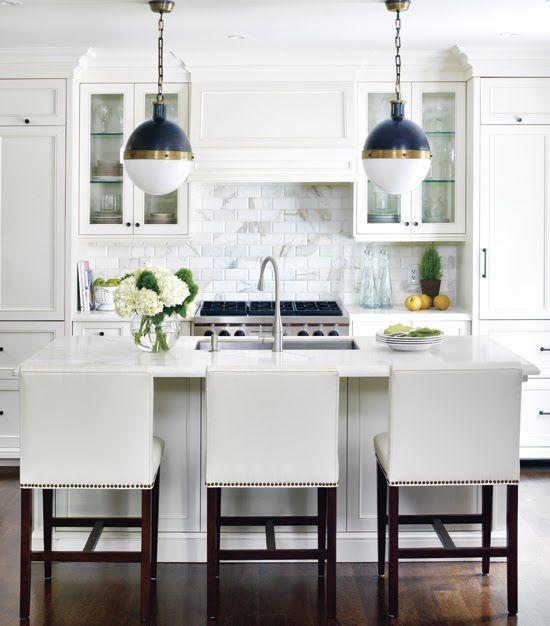 gorgeous new kitchen