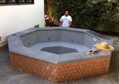 Custom Built Hot Tub West LA