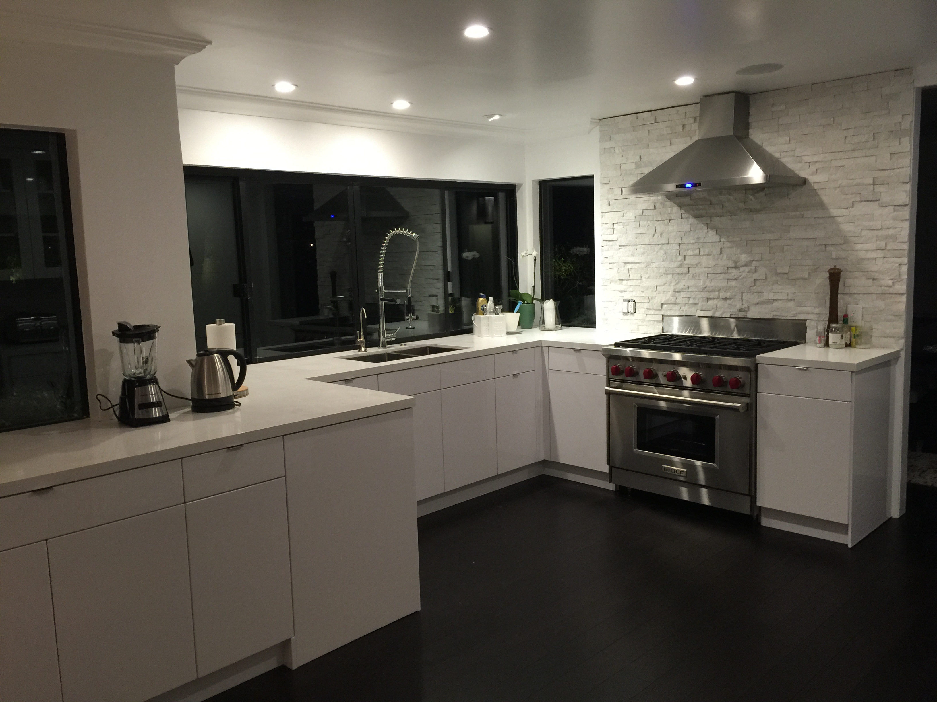 Entertainer 39 S Kitchen Remodel In Woodland Hills Eden Builders