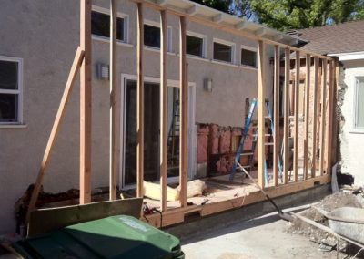 Living Room Extension – Sherman Oaks
