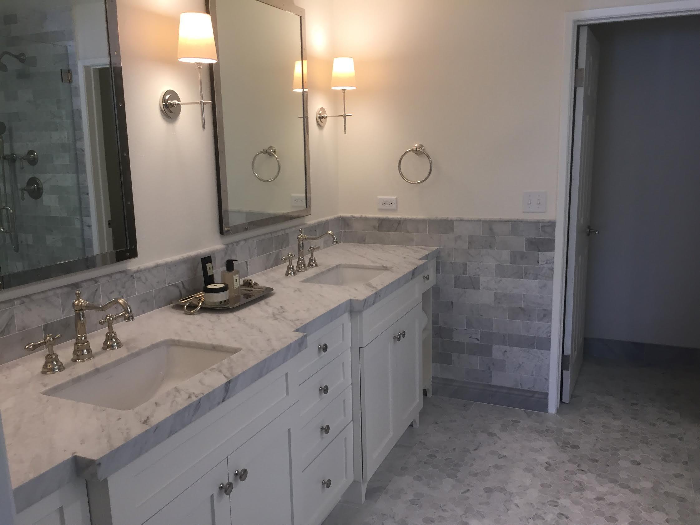 Freestanding Tub Master Bathroom Pacific Palisades