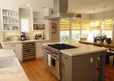 Marble Countertop Kitchen Woodland Hills