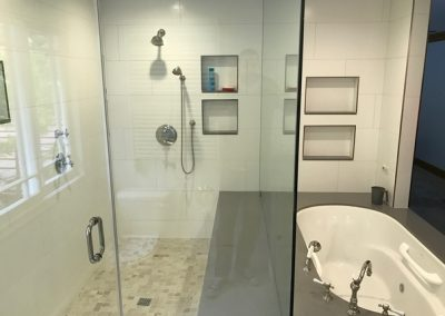 Master Bath Remodel in Brentwood