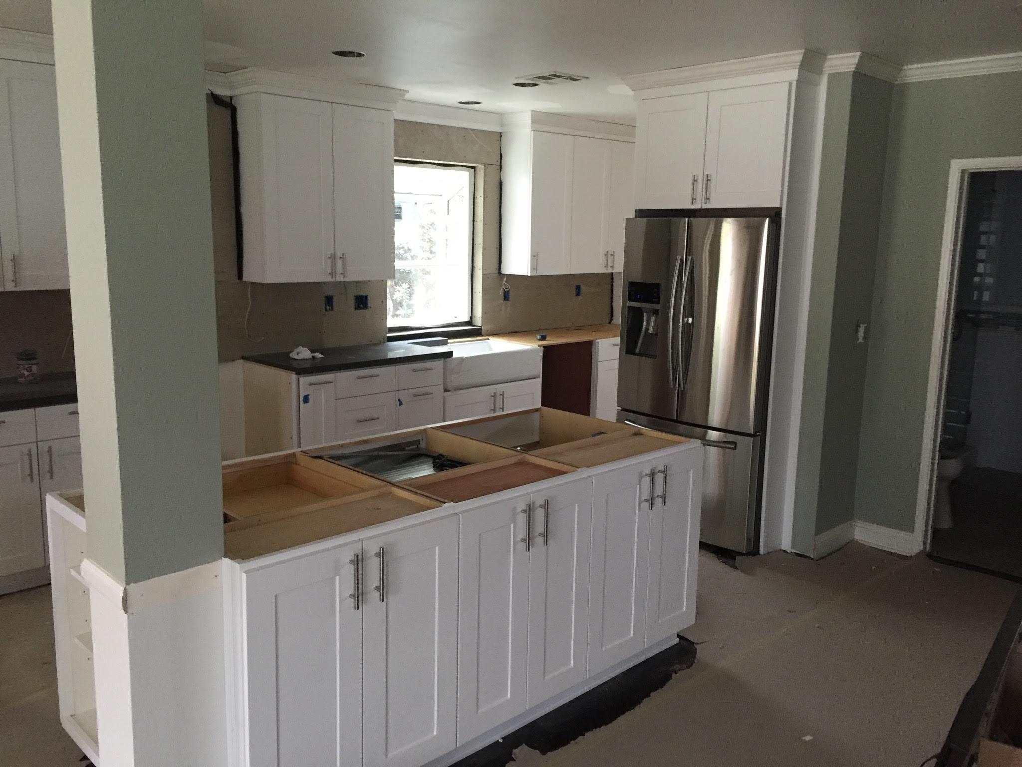 Pasadena Kitchen Remodel & Cabinet Install | Eden Builders