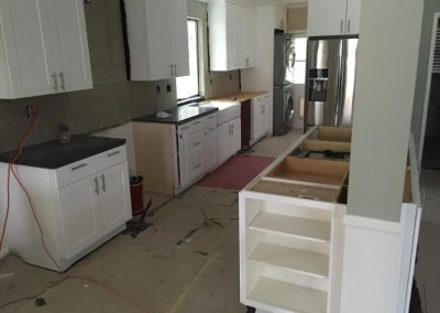 white-kitchen-cabinets-install