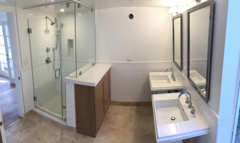 bathroom upgrade. Bathroom-upgrade-marina-del-rey Bathroom Upgrade