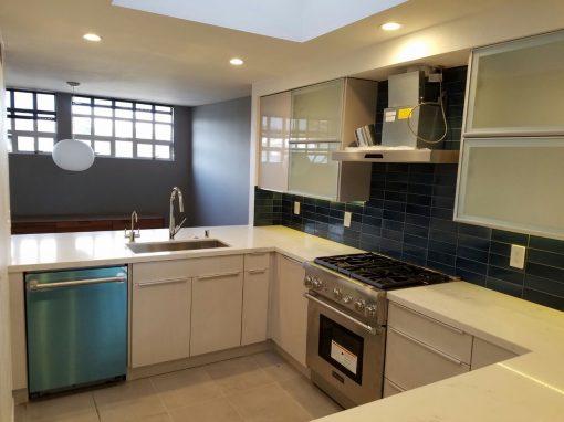 Condo Kitchen Remodel in Santa Monica
