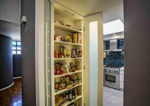 santa-monica-kitchen-condo-remodel-open-pantry-hallway