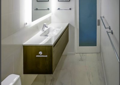 condo bathroom remodel in santa monica - Bathroom Remodel Los Angeles