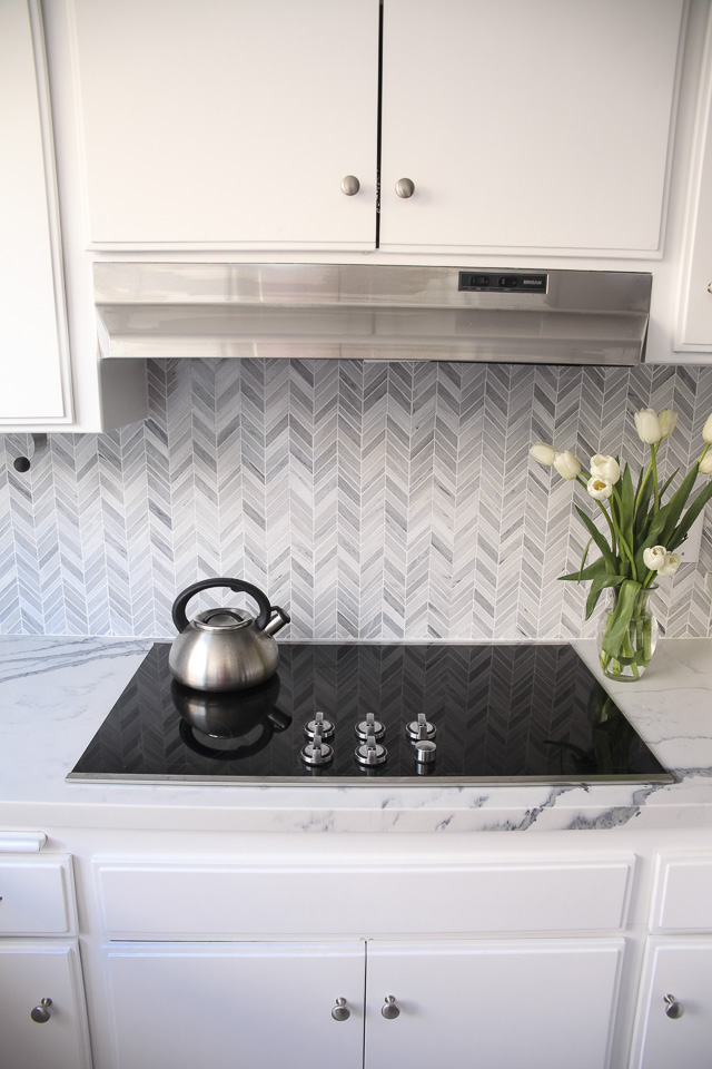 Small Kitchen Remodel in Los Angeles Before & After Pics | Eden Builders