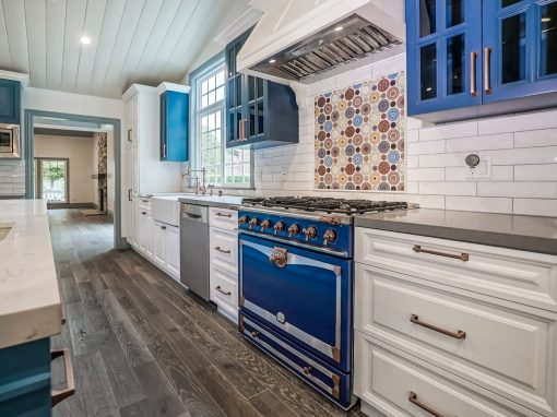 Pasadena Home Interior & Exterior Remodel & Addition