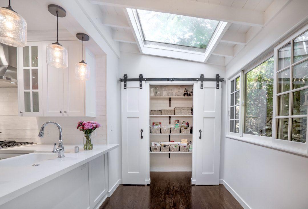 Studio City Remodel with Eat-In Kitchen & Barn Door Pantry