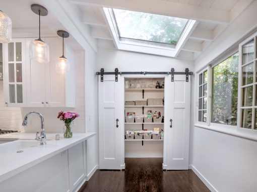 Studio City Remodel with Eat-In Kitchen & Barn Door Pantry