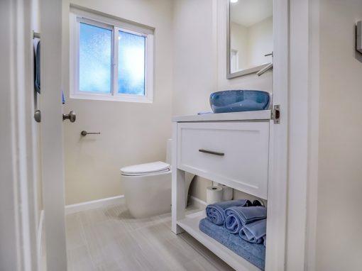 Master Bedroom, Bathroom & Laundry Room Remodeled Culver City