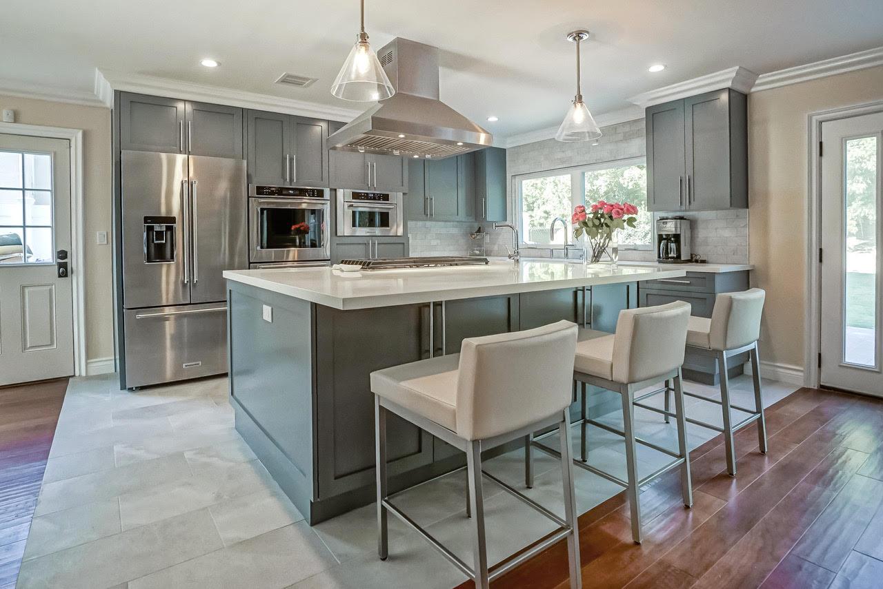 Modern Kitchen Updated Pasadena