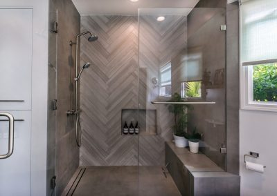 herringbone-tiles-shower-stall