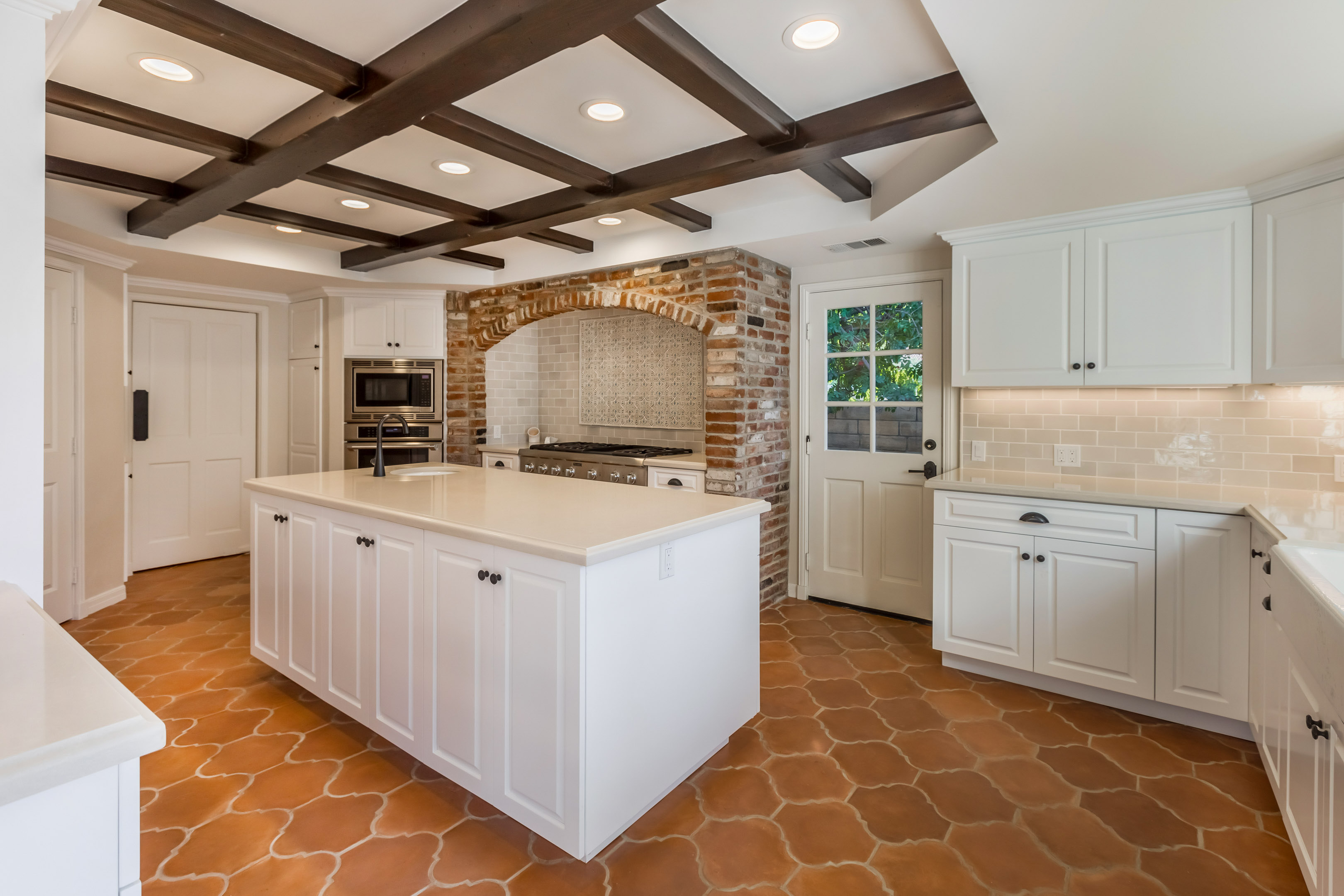 Northridge Ca Kitchen Amp 2 Bathrooms Remodeling Project