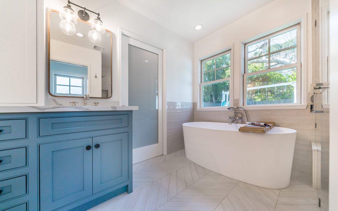 Master Bedroom & Bath with Walk-In Closet Addition in Studio City
