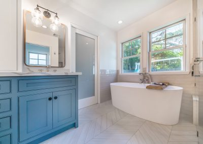 Master Bedroom & Bath with Walk-In Closet Addition in Studio City
