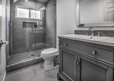 Tub to Shower Conversion in Calabasas