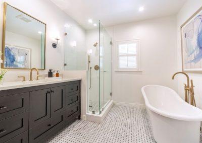 Bathroom Remodel Construction Contractor Los Angeles Eden Builders - Bathroom remodeling woodland hills