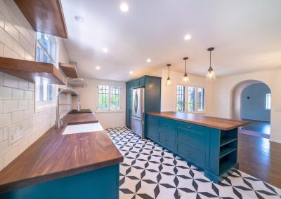 Los Feliz Custom Built Kitchen