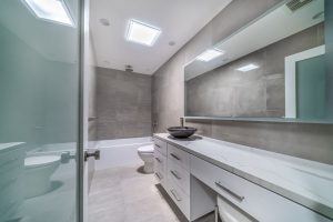 Woodland Hills bathroom remodel