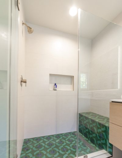 green-tile-shower