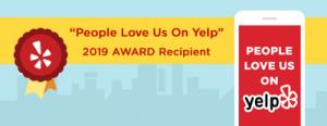 Yelp 2019 award