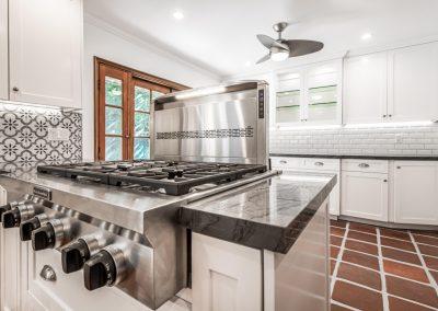 Tarzana Mediterranean Kitchen Remodel
