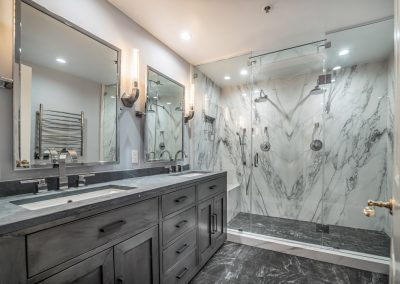 West Hollywood Designer Bathroom Remodel