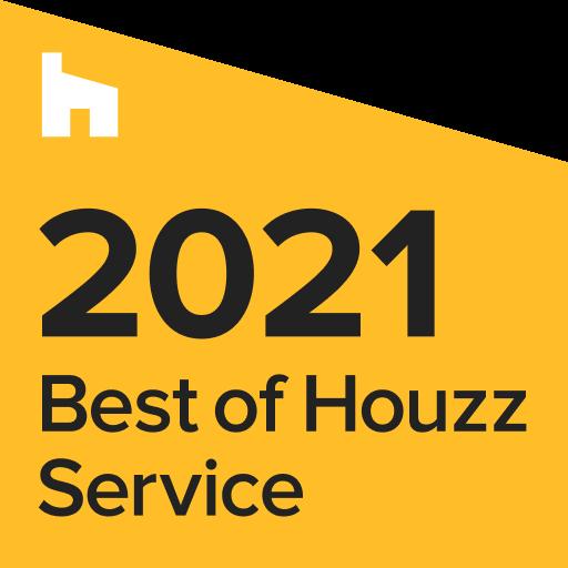 Eden Builders Wins Best of Houzz 2021 Award in Customer Service