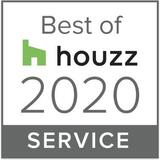 Houzz 2020 best of service award