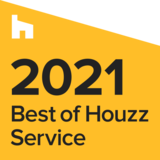 2021 Best of Houzz Service Award