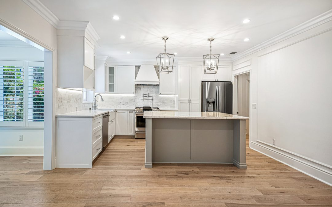 Complete Home Interior Remodel – Culver City