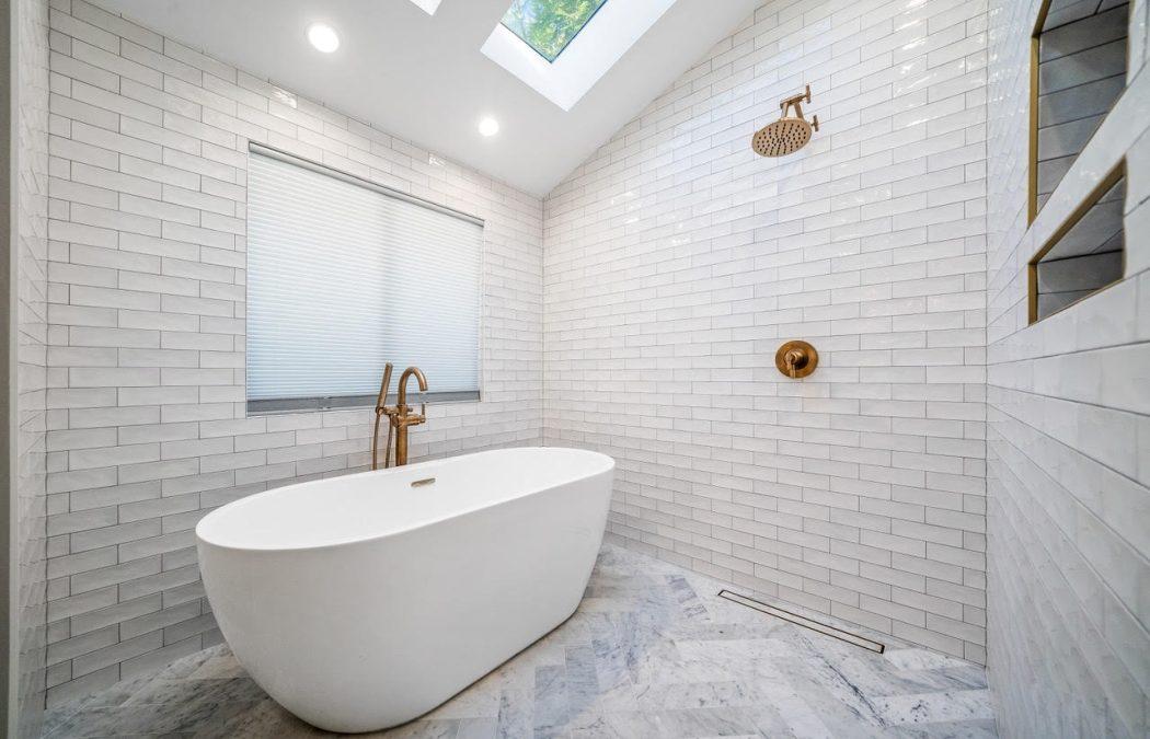 San Marino Master Bathroom